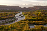 Sunset on the Rio Grande 01